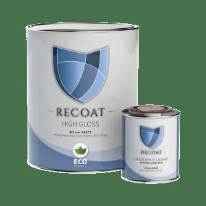 Recoat – High Gloss