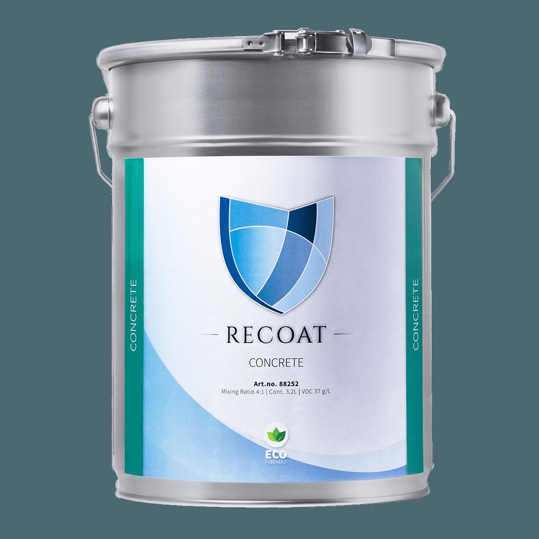 Recoat Concrete