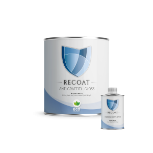 Recoat – Anti Graffiti Gloss