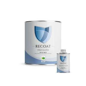 Recoat high gloss 1 liter - with hardener